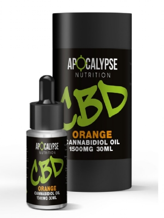 Apocalypse CBD Oil 1500mg Oral Drops