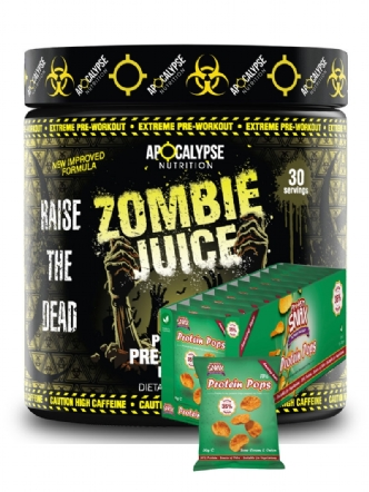 Apocalypse Zombie Juice Raise The Dead
