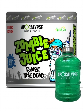 Apocalypse Nutrition Zombie Juice Raise The Dead