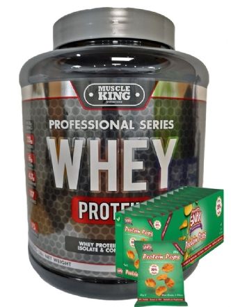 Muscle King Professional Series Whey Protein 2.27kg