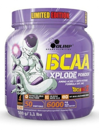 Olimp Dragon Ball Z Edition BCAA