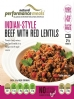 Performance Meals Indian Style Beef