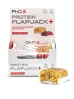 PhD Protein Flapjack Plus 12 x Bars