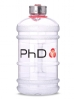PhD  Half Gallon Water Bottle jug
