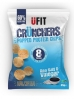 UFIT Popped Protein Chips 11 x 35g Bags